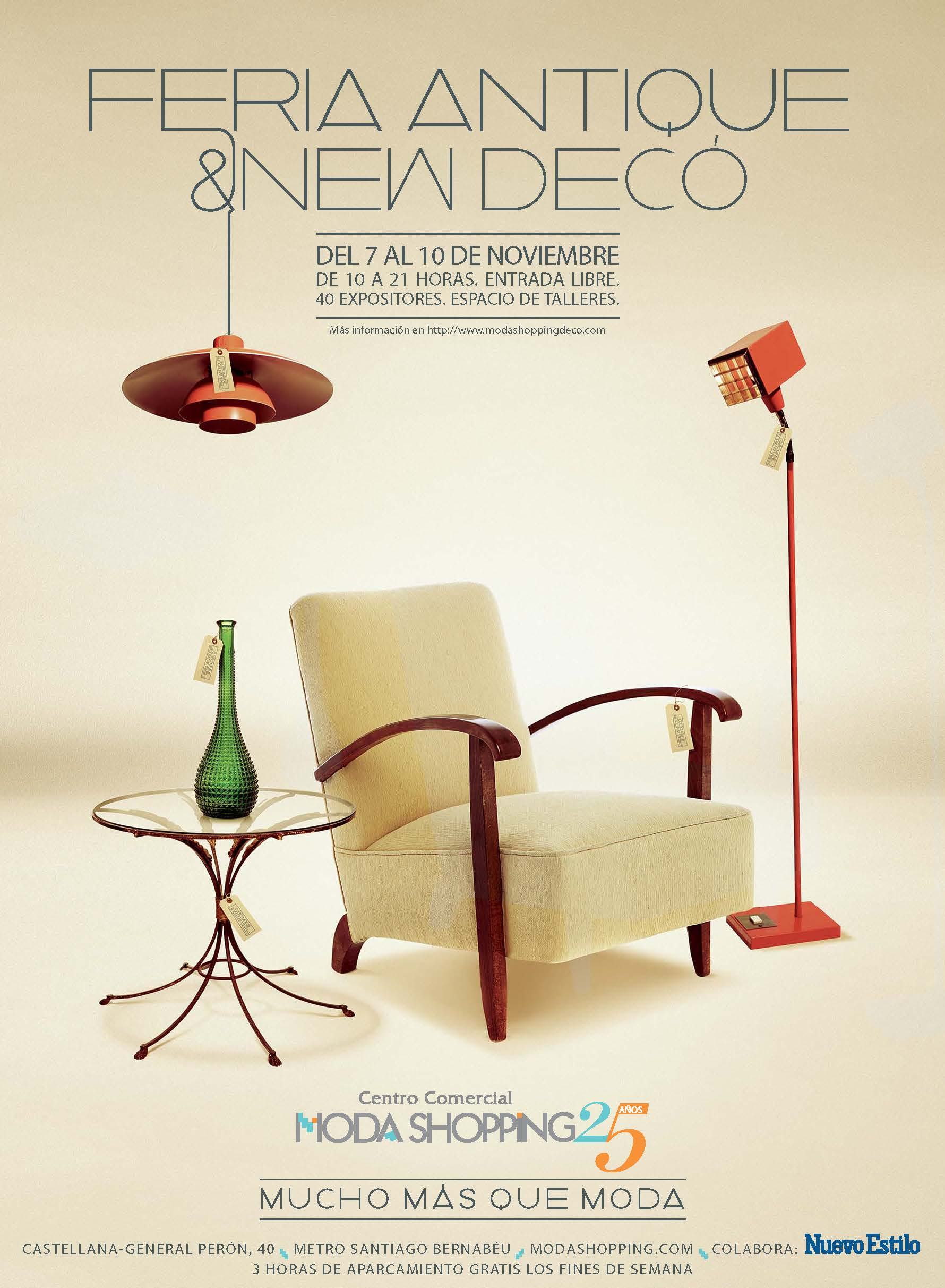 Feria antique&new deco